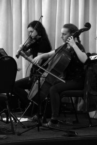 We love a String Section.